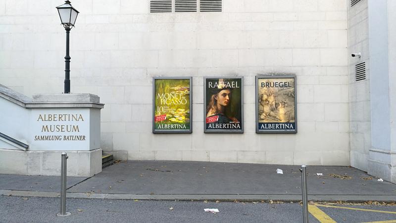 Raphael @Albertina, Wien