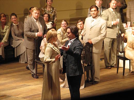 Čajkovski - Jevgenij Onjegin v izvedbi Bolšoj teatra