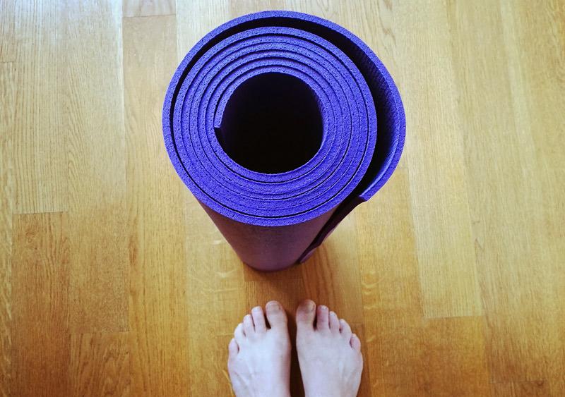 Kandela in joga