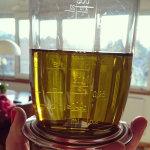 Hladno stiskano oljčno olje.
