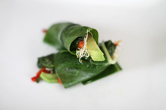 vrtni zvitki by Barbarella, Green chef